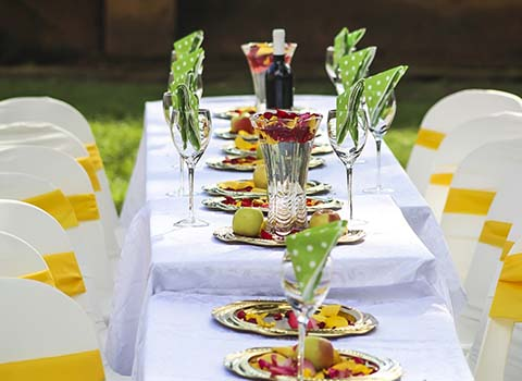 Outdoor Catering in Gomti Nagar Lucknow