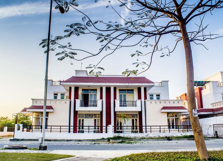 Villa Fachada